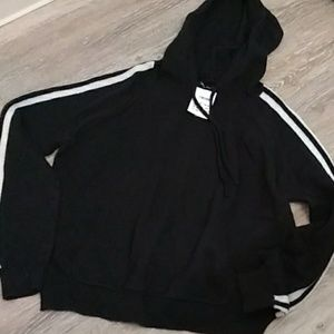Brandy melville NWT zip-up sweatshirt